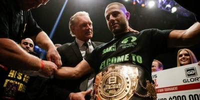 Gökhan Saki aikoo otella UFC-mestaruudesta vuonna 2018