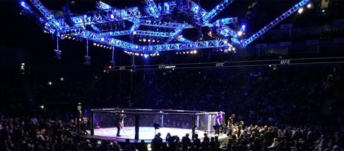 Vedonlyönti (UFC & MMA)