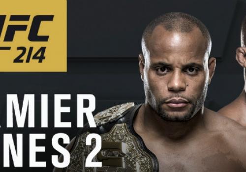 UFC 214 ottelujulkistuksia: Jung vs. Lamas, Barao vs. Sterling & Northcutt vs. Puelles