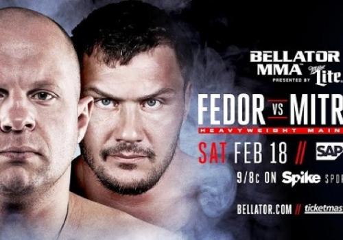 Bellator 172: Fedor Emelianenko vs. Matt Mitrione-ennakko