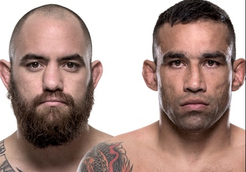 UFC 203: Werdum vs. Browne-ennakko