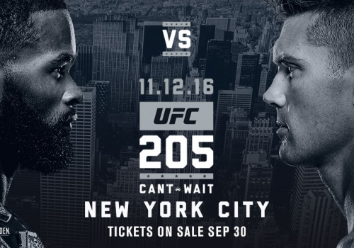 UFC 205: Woodley vs. Thompson-ennakko