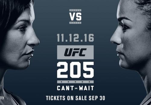UFC 205: Tate vs. Pennington-ennakko
