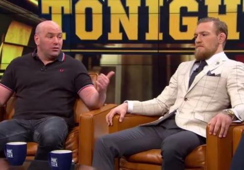 Dana White: McGregor haluaa otella tänä vuonna kahdesti