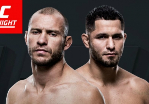 UFC on Fox 23: Cerrone vs. Masvidal-ennakko