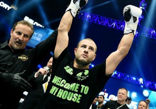 Potkunyrkkeilytähti Gökhan Saki allekirjoitti UFC-sopimuksen