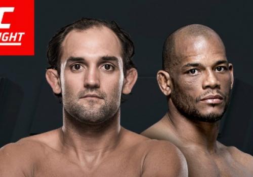 UFC Fight Night 105: Hendricks vs. Lombard-ennakko