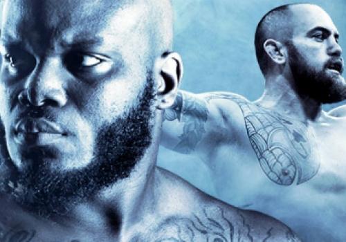 UFC Fight Night 105: Lewis vs. Browne-ennakko