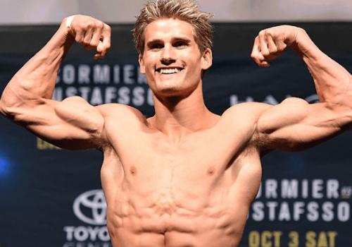 UFC 214: Sage Northcutt kohtaa John Makdessin