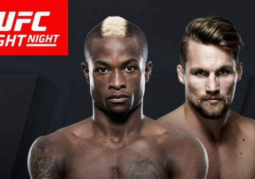 UFC Lontoo: Diakiese vs. Packalen -ennakko