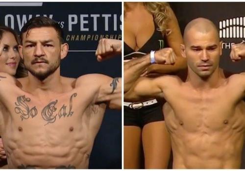 UFC Fight Night 108: Swanson vs. Lobov -ennakko
